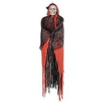Beistle Hooded Skeleton Creepy Creature, 5-Feet - $25.38