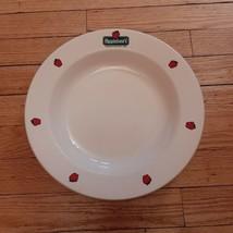 "5 Applebee's Bar Grill Restaurant Classic Oneida 10.5"" Deep Plate Pasta Retired - $46.75"