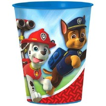 Paw Patrol Plastic Favor Cup 16oz Birthday Party Chase Marshall - $2.84