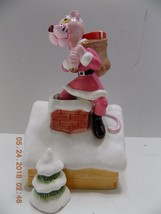Royal Orleans 1983 United Artists Happy Landing Pink Panther Music Box  ... - $67.09