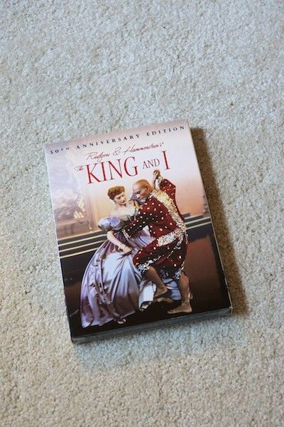 Unopened DVD —50th Anniversary Edition - The King and I - Classic and Perfect