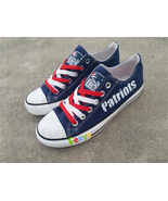 New england patriots shoes patriots sneakers super bowl fashion birthday... - $55.00+
