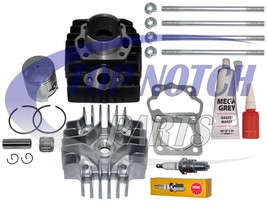 Suzuki Lt-A 50 LT 50 Piston Rings Cylinder Gasket Top Kit Set 2002-2005 New - $47.95
