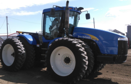 2008 NEW HOLLAND T9020 For Sale In Mclean, Nebraska 68747 image 2