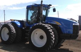 2008 NEW HOLLAND T9020 For Sale In Mclean, Nebraska 68747 image 2