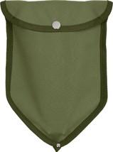 Olive Drab Canvas Tri-Fold Shovel Cover Case - $10.59 CAD