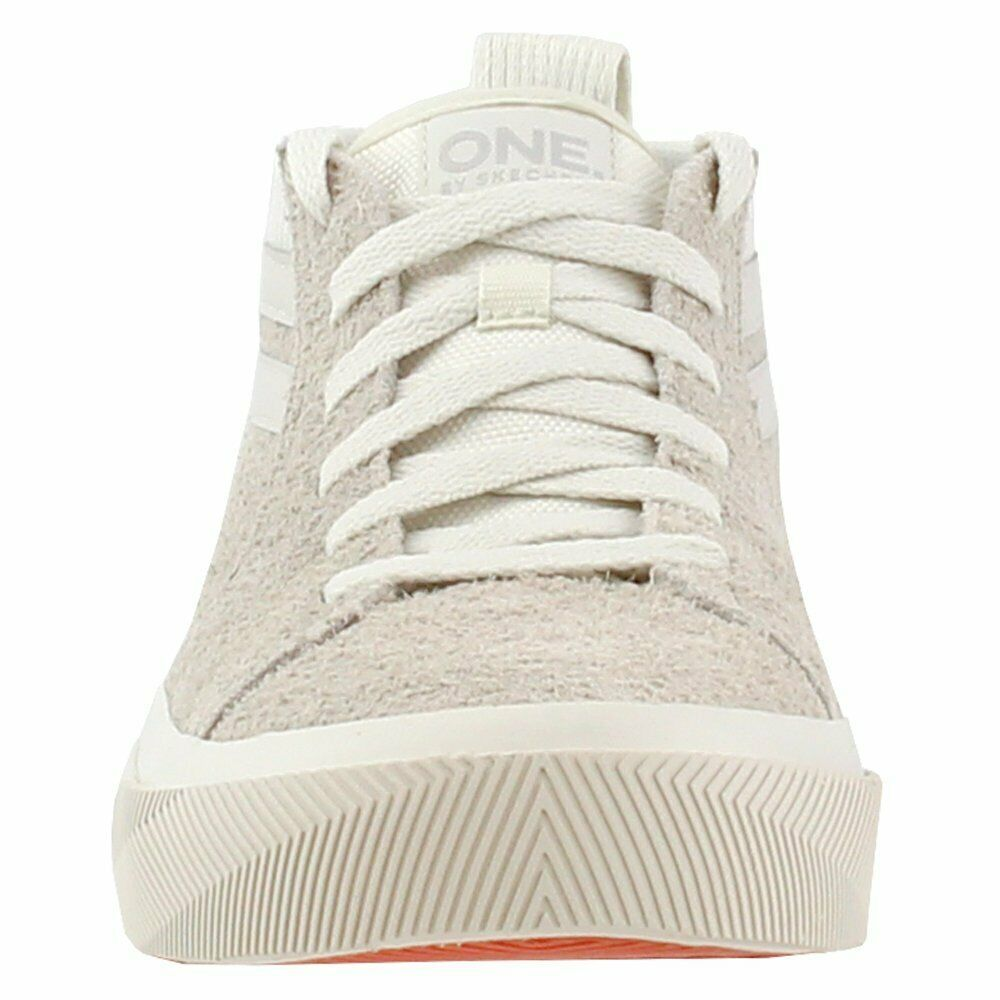 ONE BY SKECHERS WOMEN'S CHAMP AIR COOLED ULTRA GO SHABBY SHOE LIGHT GRAY