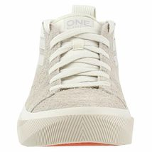 ONE BY SKECHERS WOMEN'S CHAMP AIR COOLED ULTRA GO SHABBY SHOE LIGHT GRAY image 5
