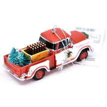 Kurt S Adler Budweiser Delivery Pickup Truck with Tree Christmas Ornament AB2201 image 5