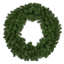 Deluxe Windsor Pine Artificial Christmas Wreath - 36-Inch, Unlit - tkcc - $103.99
