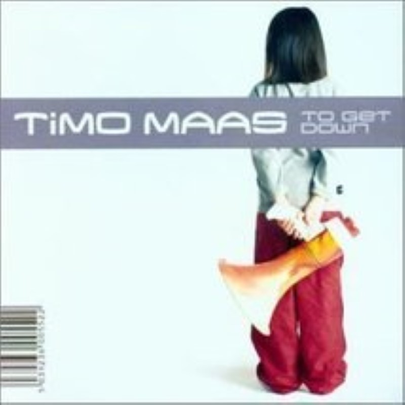 To Get Down ,Rock Thing by Maas,Timo Cd