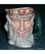 "MINI ""Neptune"" Royal Doulton Character Toby Jug D6555 NAUTICAL BIRTHDAY ... - $38.79"
