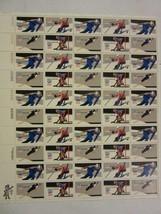 "Lake Placid winter olympics ""1979"" MNH full sheet CV 22.75 scott no. 179... - $12.99"