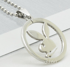 Rabbit Necklace........For The Bunny In Your Life......Combined Shipping - $2.48
