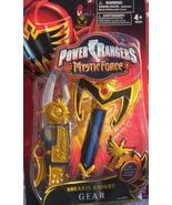 Power Rangers Mystic Force Solaris Knight Cell MORPHER Set NEW in Package - $22.99