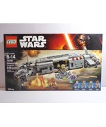 Lego Star Wars Ep 7 75140 Resistance Troop Transporter New in Sealed Box - $99.99