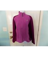 THE NORTH FACE RDT 300 Fleece Jacket Plush Premiere Purple Size M Women'... - $49.41