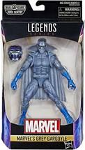 """Captain Marvel Marvel Legends Grey Gargoyle 6"""" Action Figure BAF Kree Se... - $21.73"""