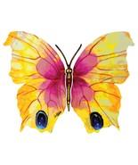 Ruth Schmetterling butterfly Contemporary Art Sculpture BY  David Gerste... - $101.90