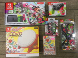 Nintendo  Nintendo switch Splatoon 2 Game console set Game Accessories e... - $1,331.99