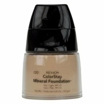 NEW Revlon ColorStay Mineral Foundation Powder SPF 10 in 020 Fair Light ... - $29.69
