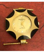 Quemex VIP Quartz Japan Movt 18K Gold Plate Case Ladies Wrist Watch Not ... - $23.38