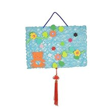 Kids Toys Nursery Hanging Decorations DIY Products (Bear and Flower Style)