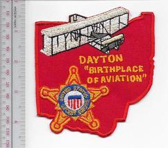 US Secret Service USSS Ohio Dayton Field Office F.O. Agent Service Patch  - $12.99