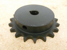 "MARTIN 50BS19 ROLLER CHAIN SPROCKET 5/8"" BORE, 19 TEETH - $21.50"