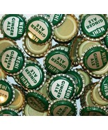 Soda pop bottle caps Lot of 25 NEHI GINGER ALE plastic lined unusd new o... - $9.99