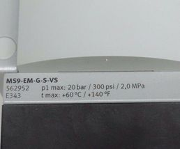 FESTO MS9-EM-G-S-VS , MS9-LWS-G-U-V , MS9-LFR-G-D7-CUV-AG-BAR-AS , MS9-FRM-G-VS image 4