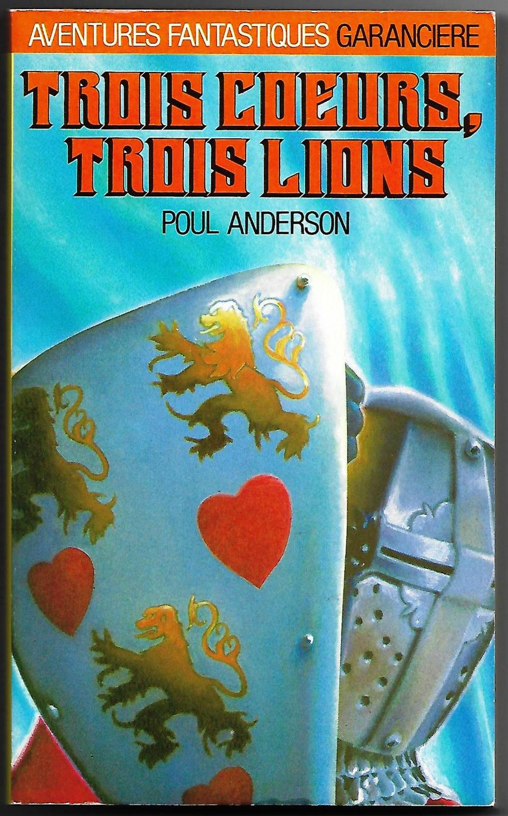Primary image for Three Hearts Three Lions (Trois Coeurs Trois Lions) Poul Anderson French Book