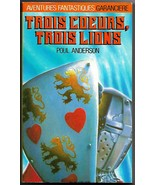 Three Hearts Three Lions (Trois Coeurs Trois Lions) Poul Anderson French... - $9.50