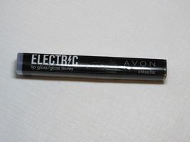 Avon Electric Lip Gloss Irresponsible E201 .20 oz Made in the USA NOS;; - $11.28