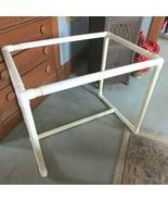 """Q Snap Floor Standing PVC Quilting Needlework Frame 31.5""""  Floor Model Complete - $46.03"""