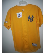 ny yankees jersey by majestic XL  heavy gauge perforated jersey NEW RARE - $34.39