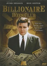 Billionaire Boys Club DVD Standard Version - $8.99