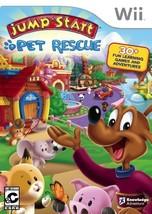 Jumpstart Pet Rescue - Nintendo Wii [Nintendo Wii] - $8.21