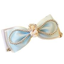 Cute Light Blue Hair Claw Fashion Hair Clip Creative Hair Claw/Hairpin