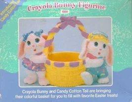 Hallmark Crayola Bunny Figurine 1991 - $9.89