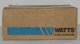 Watts Double Check Valve Assembly Lead Free Replaceable Seat 0063230 image 5