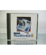Corel WordPerfect Suite 8 CD including Quattro Pro, Presentations, Netscape - $17.10