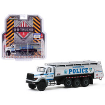 2018 International WorkStar Tanker Truck New York City Police Dept (NYPD... - $36.22