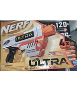 NERF Ultra Five Blaster 4-Dart Internal Clip 4 Ultra Darts Dart Storage - $19.39