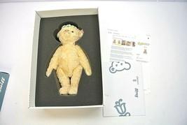 STEIFF Collectible Teddy Bear Lladro Springtime Bear ~ Floral Headpiece ... - $279.99