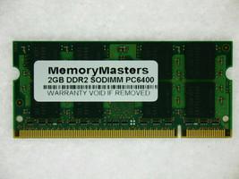 2GB PC2-6400 DDR2-800 200pin SODIMM Apple iMac MB412G/A Lot of 10