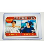 MLB TYLER WADE GARRETT COOPER 2018 BOWMAN HERITAGE ROOKIE STARS #321 MINT - $1.42