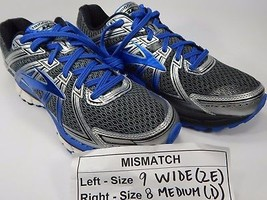 MISMATCH Brooks GTS 17 Men's Running Shoes Size 9 2E WIDE Left & 8 M (D) Right