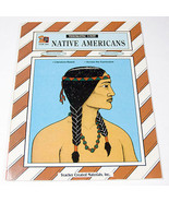 Thematic Units: Native Americans Thematic Unit by Leigh Hoven (1990, Pap... - $5.04
