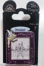 Disneyland Resort Tinker Bell Sleeping Beauty Castle Magic Pin - $12.81
